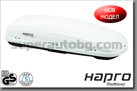 АВТОБОКС HAPRO TRAXER 6.6 PURE WHITE