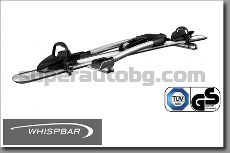 WHISPBAR YAKIMA USA BICYCLE CARRIER WB201