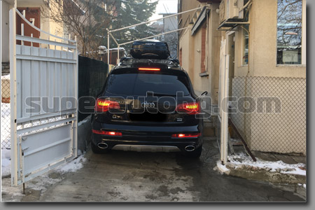 АВТОБОКС HAPRO ZENITH 6.6 BRILLIANT BLACK