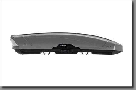 THULE MOTION XT XL SILVER
