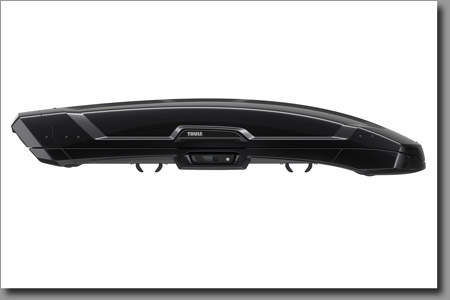 THULE VECTOR ALPINE BLACK